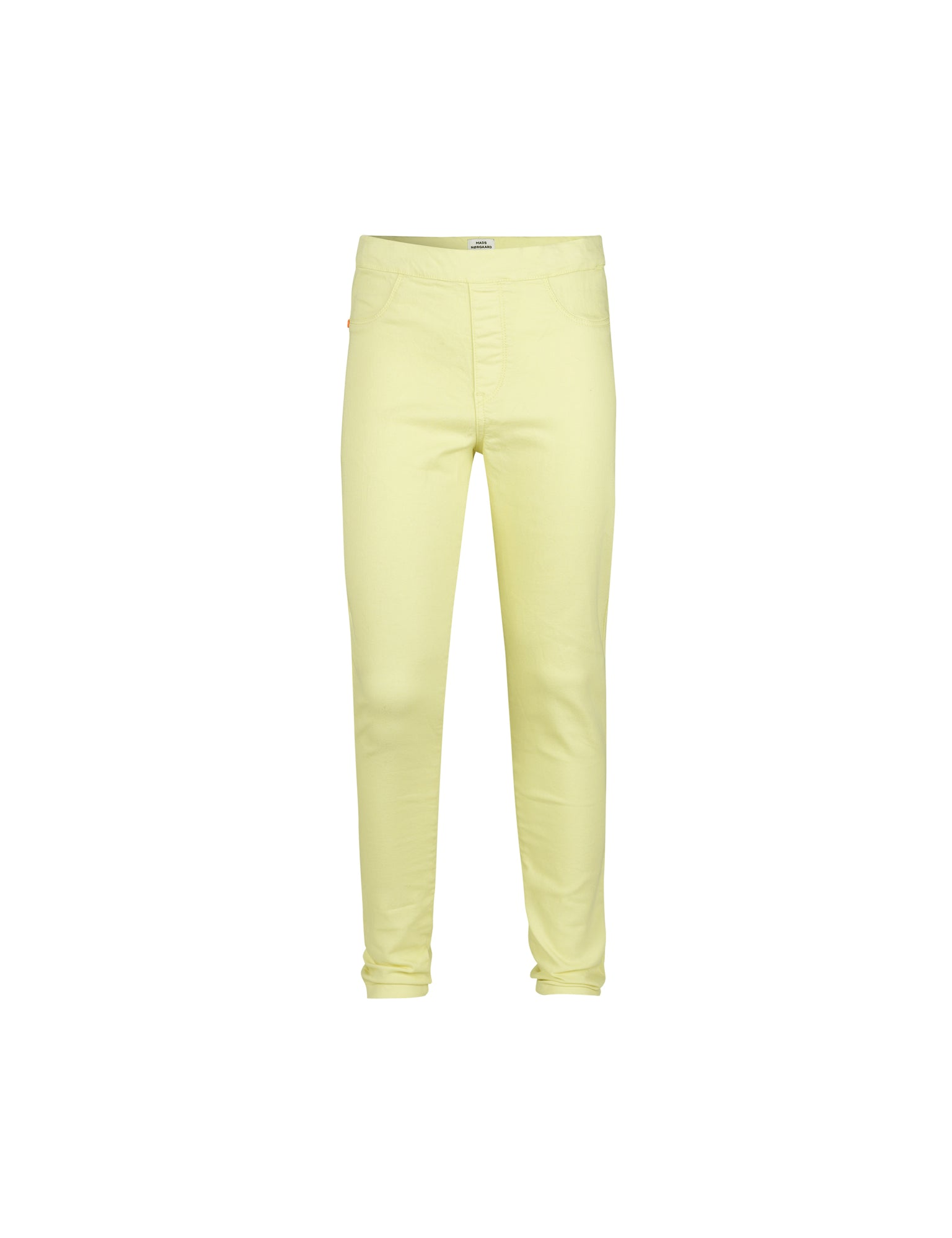 Coloured Stretch Pinsa, Soft Yellow