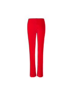 Stretch Corduroy Lonina, Red