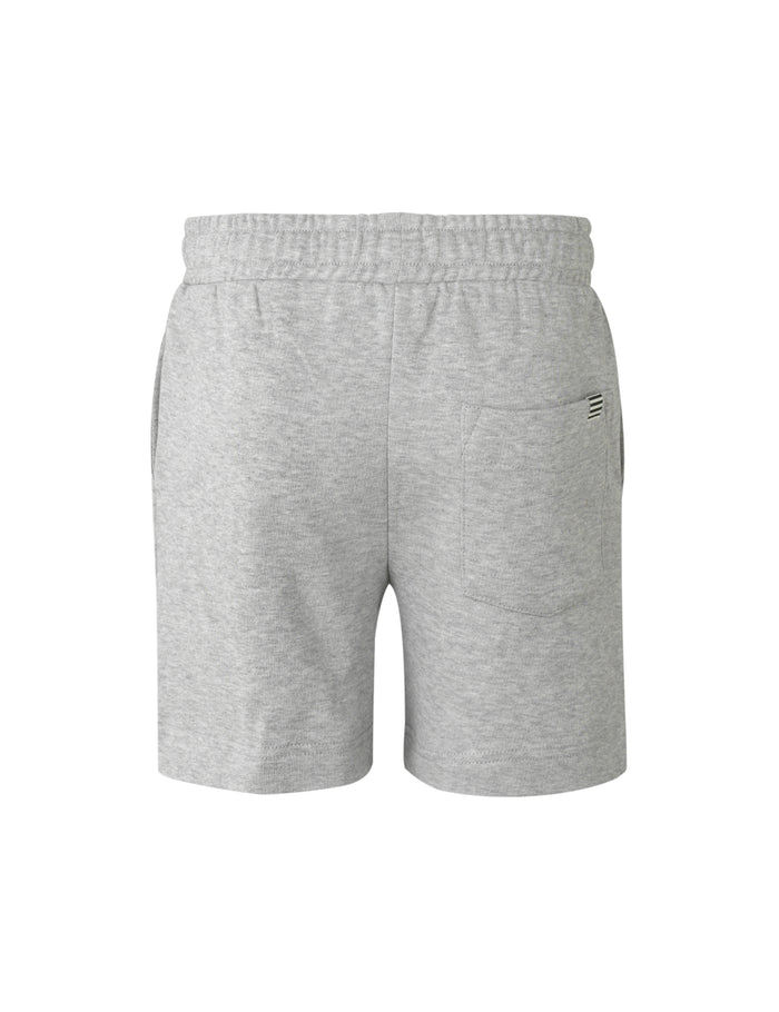 Organic Sweat Porsulano, Grey Melange
