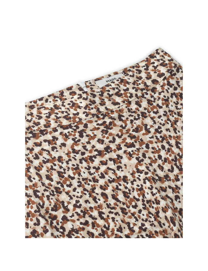 Jungle Viscose Stelly C, Brown