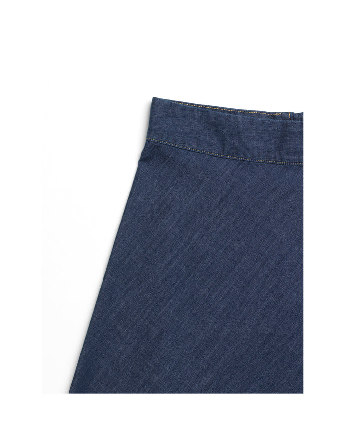 Soft Organic Denim Stelly C L, Rinse 19.3