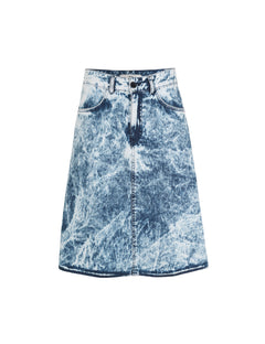 Soft Acid Denim Steffi, Acid Wash 19-3