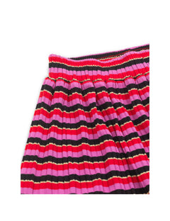 5x5 Lurex Stripe Sagalina, Red/Multi
