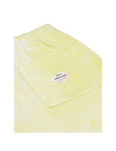 Organic TND Sweat Sweeny, Soft Yellow