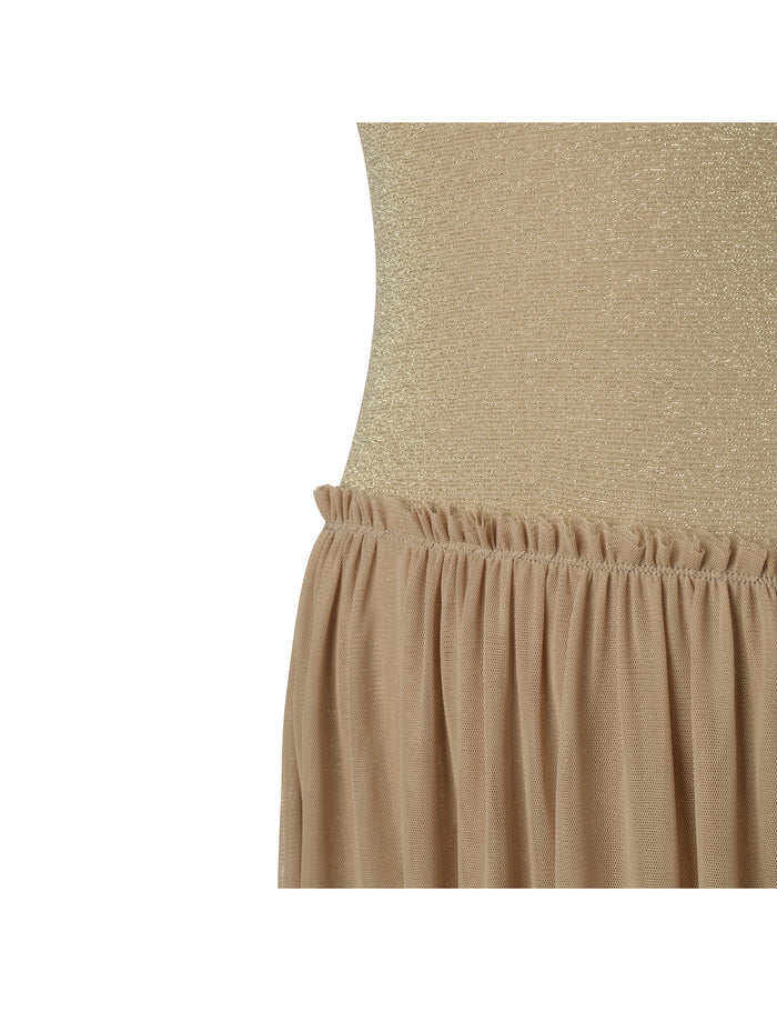 Glam Fun Drop tulle, Gold