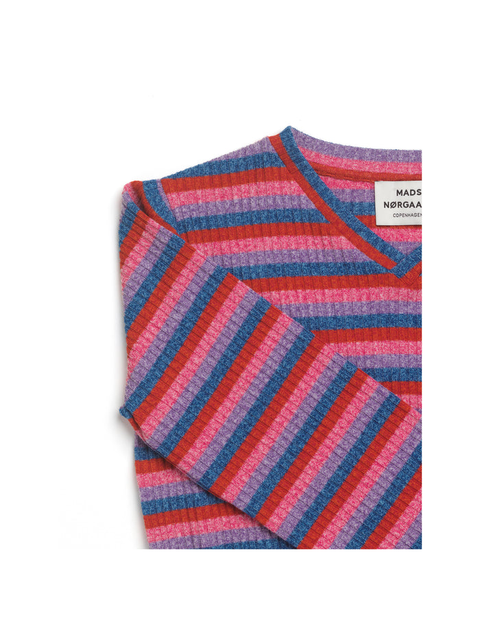 Super Stripe Driella, Multi Red