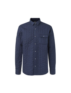 Quilt Shirt Skals, Sky Captain