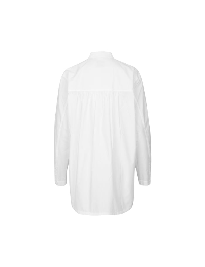 Poplin Boutique Schatze, White