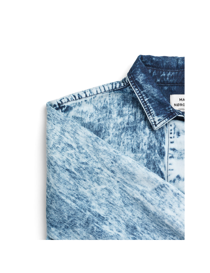 Soft Acid Denim Sanora, Acid Wash 19-3
