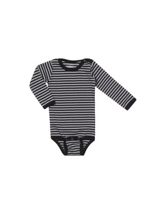 Duo Rib Body, Black/Dark Grey