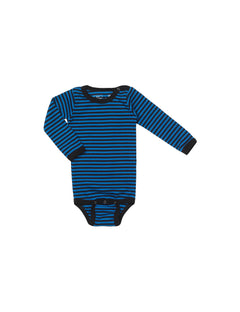 Duo Rib Body, Black/Bright Blue