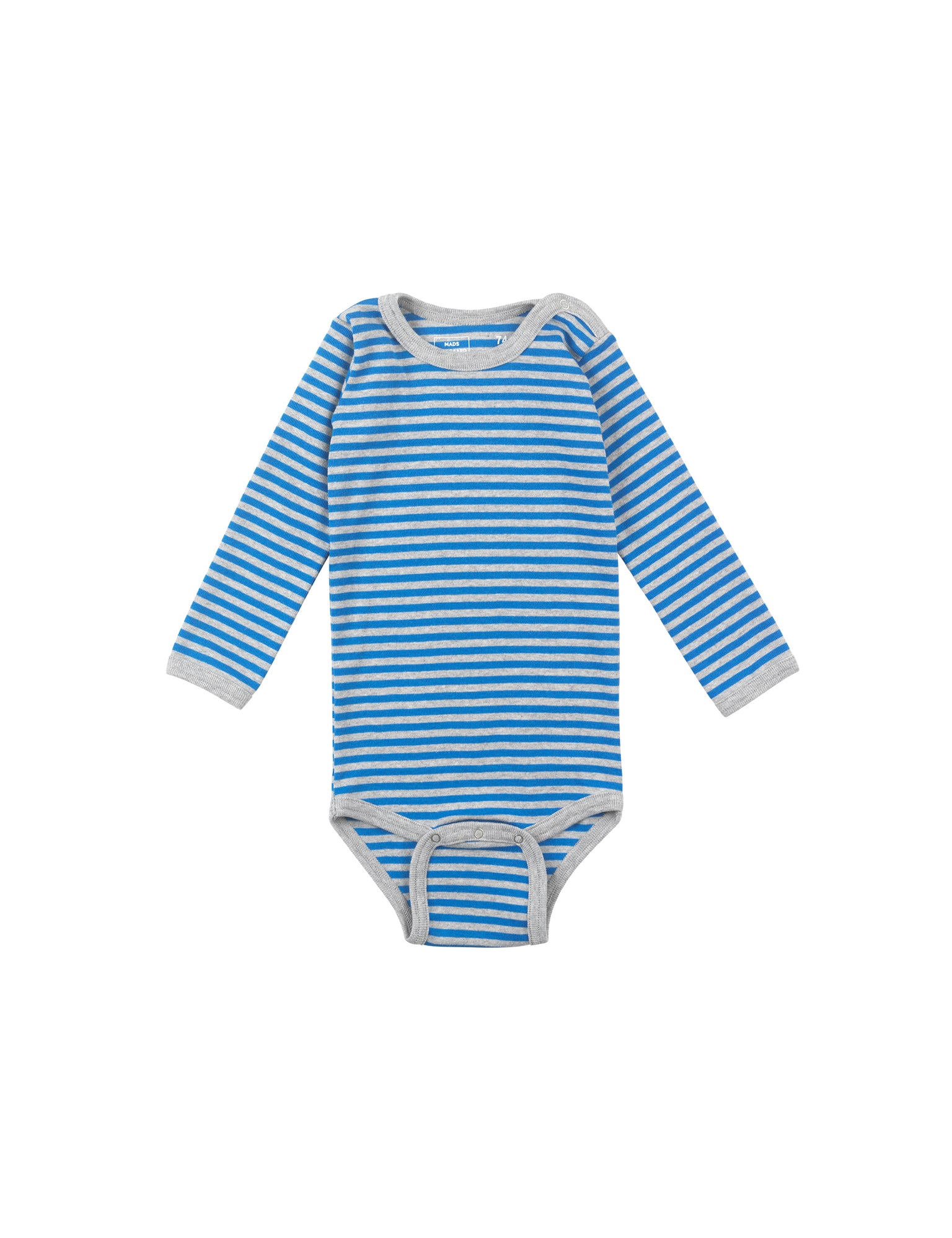 Duo Rib Body, Sky/Perla Grey