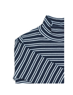 2X2 Duo Stripe Tuxi, Navy/White