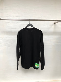 Laid Back Loving L/S, Black