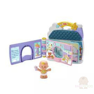 Fisher price little people baby's Day Story Set