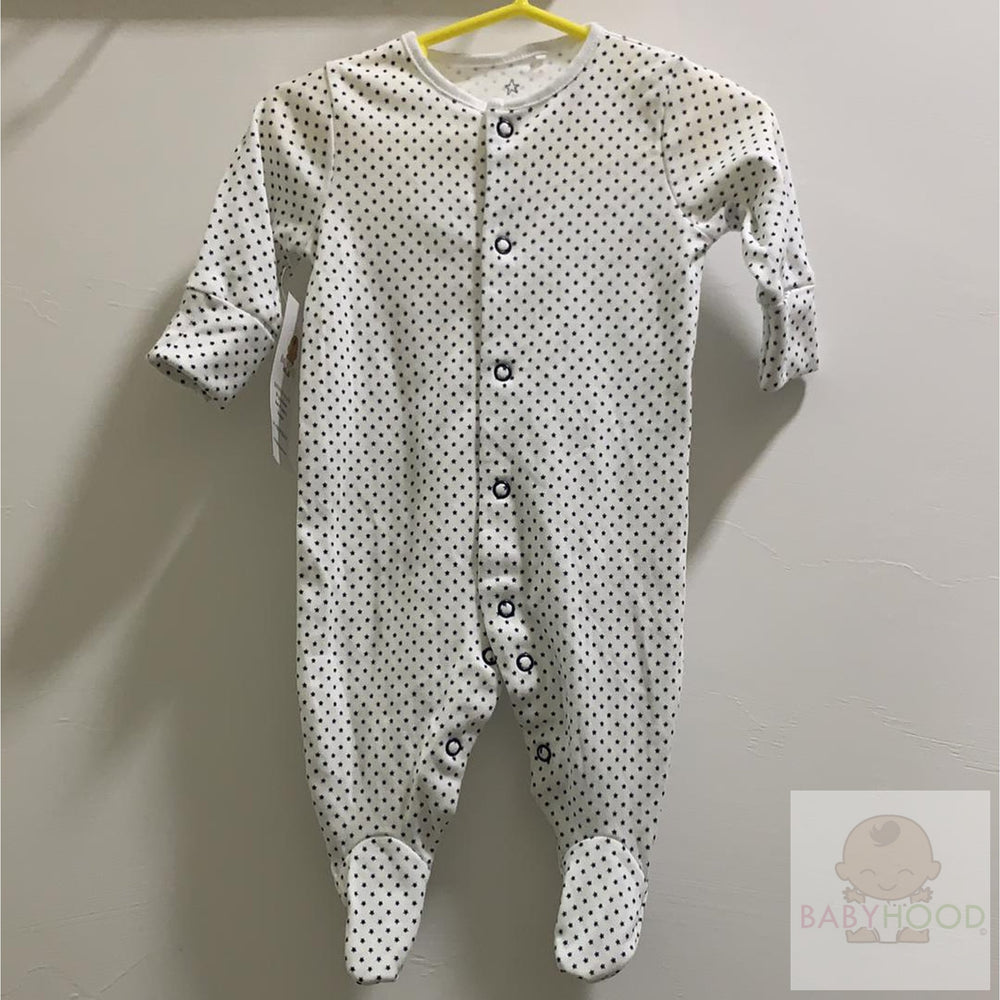Star sleepsuit