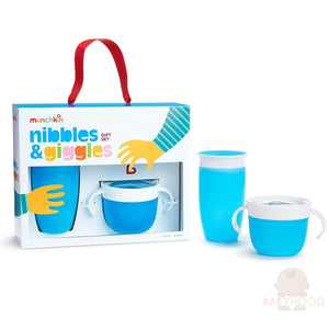 Munchkin Nibbles and Giggles Gift set