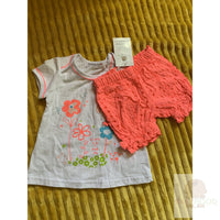 Minoti Short and T shirt Set
