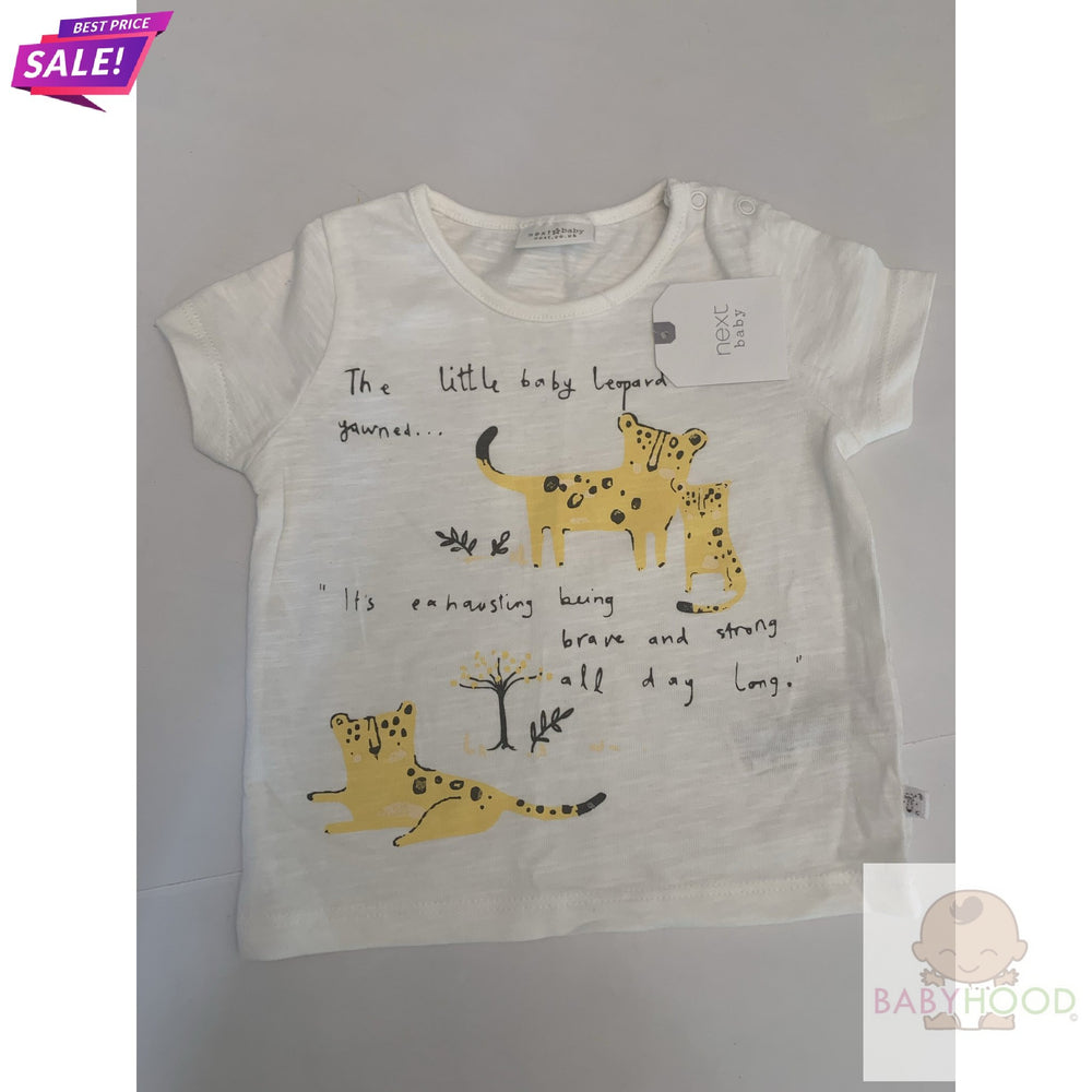 Boys T shirts - Leopard