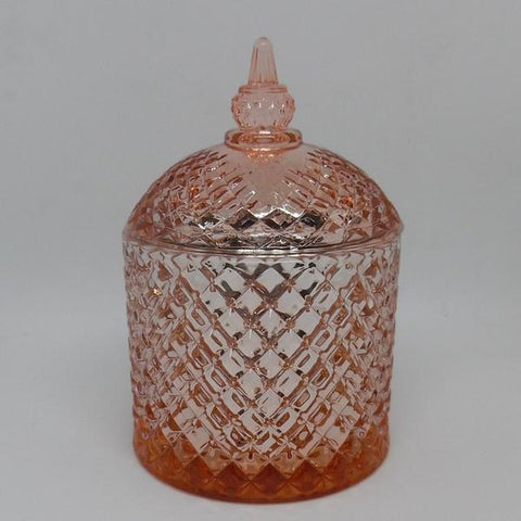 Cupola Jar - Rose Gold - M - Z