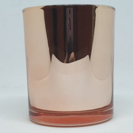 Cambridge Tumbler - Rose Gold - A- L