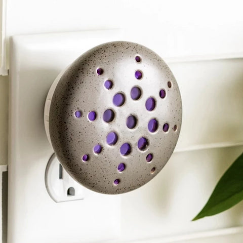 Pluggable Essential Oil Diffuser - Spa Stone