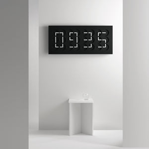 ClockClock 24 – Black