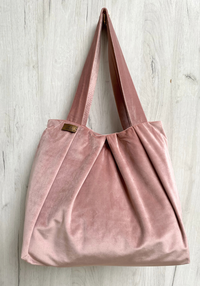 Pink Sinefo Shoppper Bag