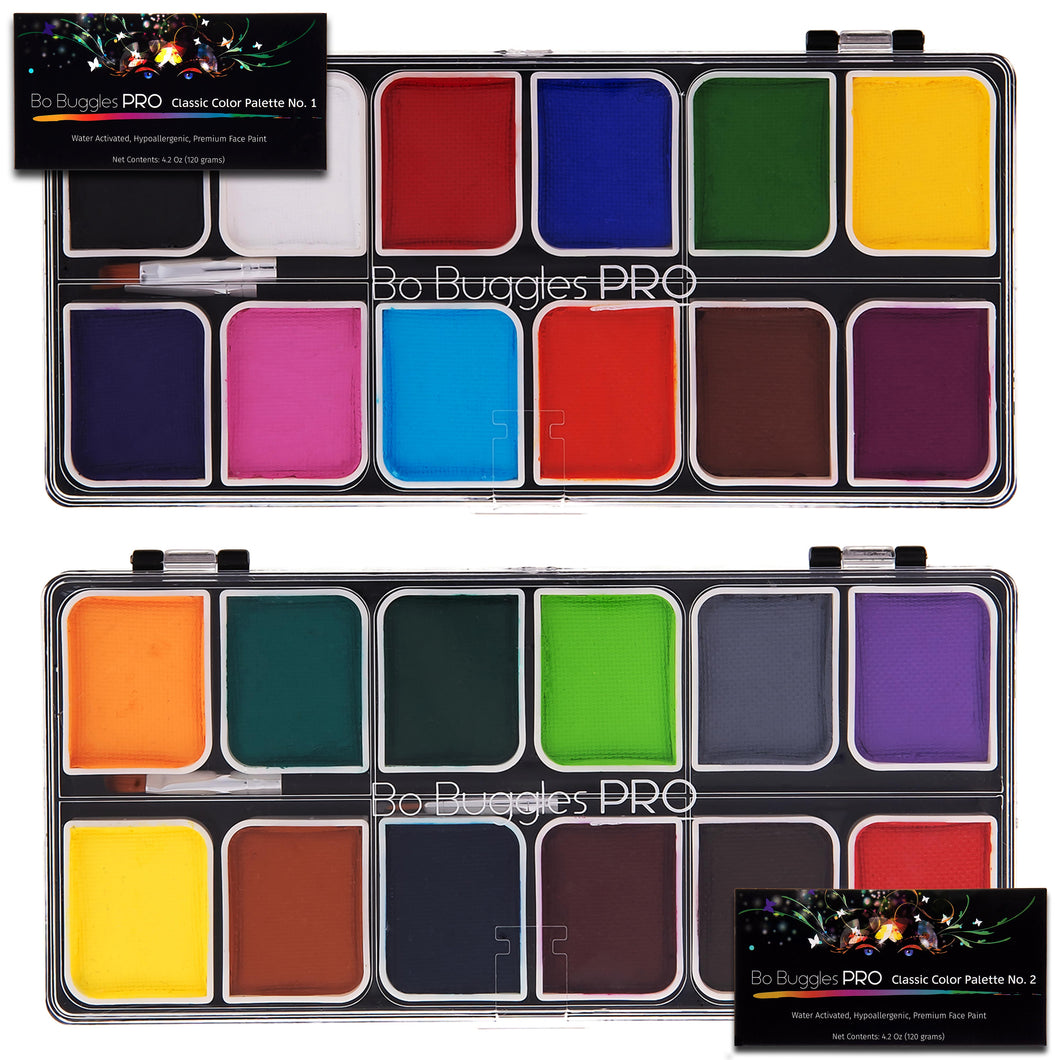 Classic Color Palette No1 & No.2 Bundle