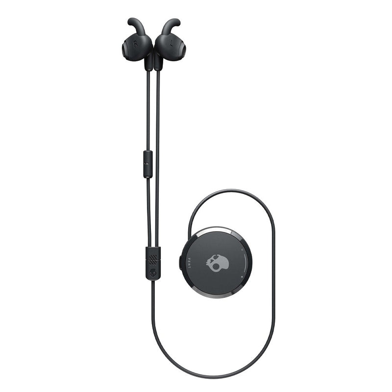SkullCandy Vert Clip-Anywhere Wireless Earbuds