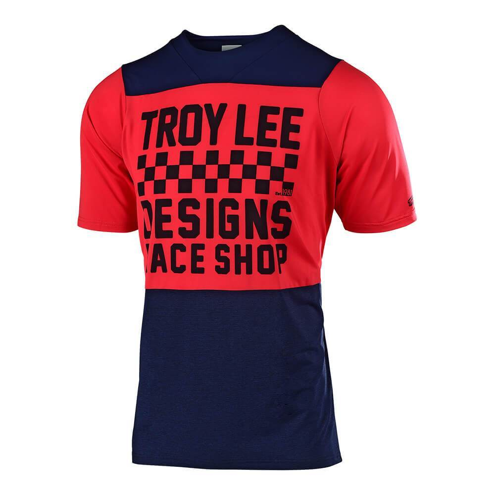 TroyLee Skyline Short Sleeve Jersey
