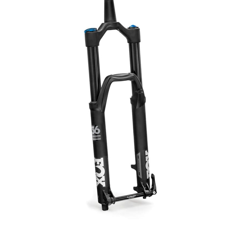 Fox Racing Shox 2019, 36-A Float 27.5in, P-SE, 160, 3Pos-Adj, FIT4, Matte Blk, Std/Matte Blk Logo, 15QRx110, 1.5