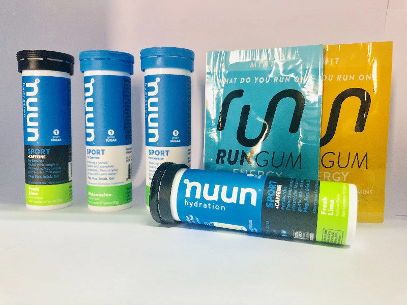 Nuun + Run Gum Bundle