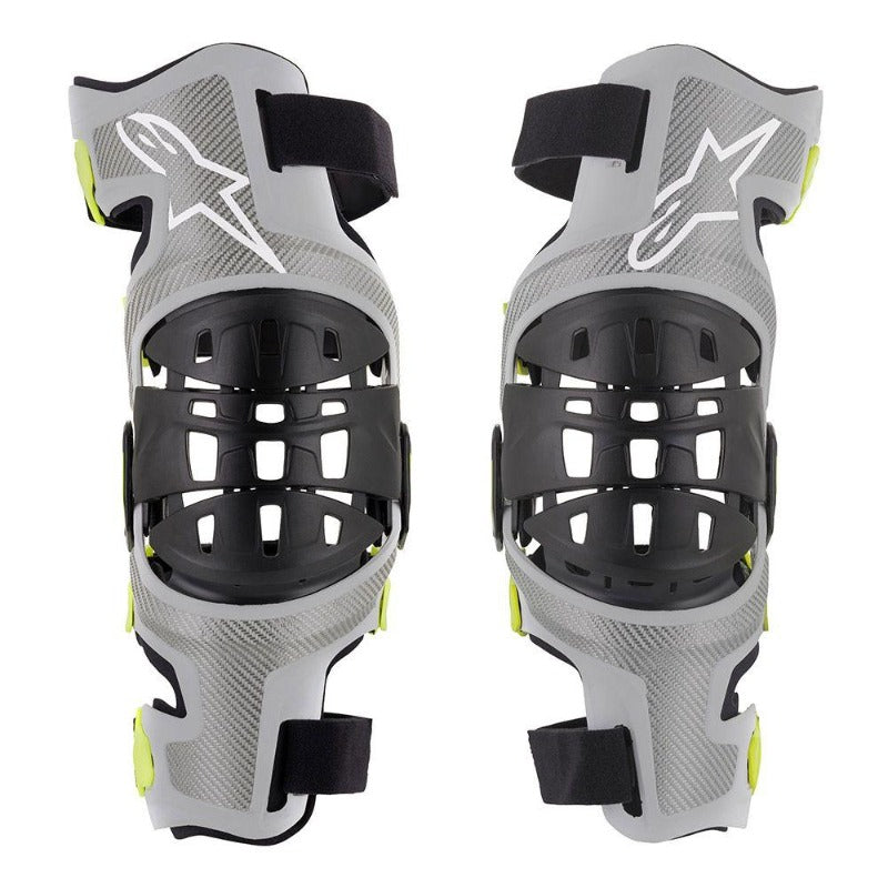 ALPINESTARS BIONIC-7 KNEE BRACE SET