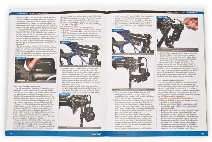 Park Tool Big Blue Book of Bicycle Repair VOL. 3