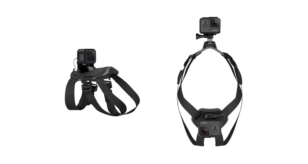 GoPro Fetch Dog Harness (without warranties of any kind)