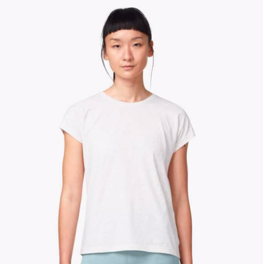 On Running Comfort-T Women's White Medium