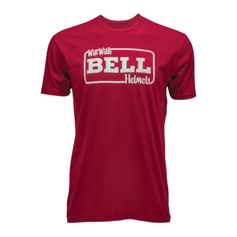 Bell Men's Premium Tee Win With Bell