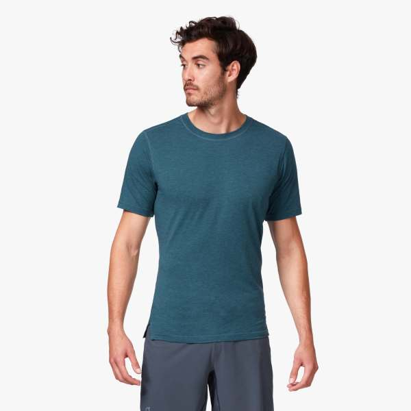 On Running Comfort - T Men's Navy M
