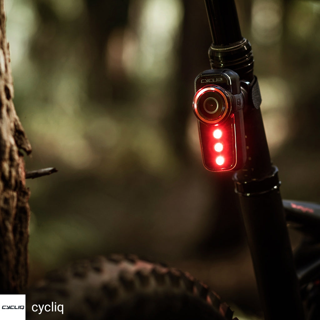 Cycliq Fly 6 CE Rear Light and HD Camera
