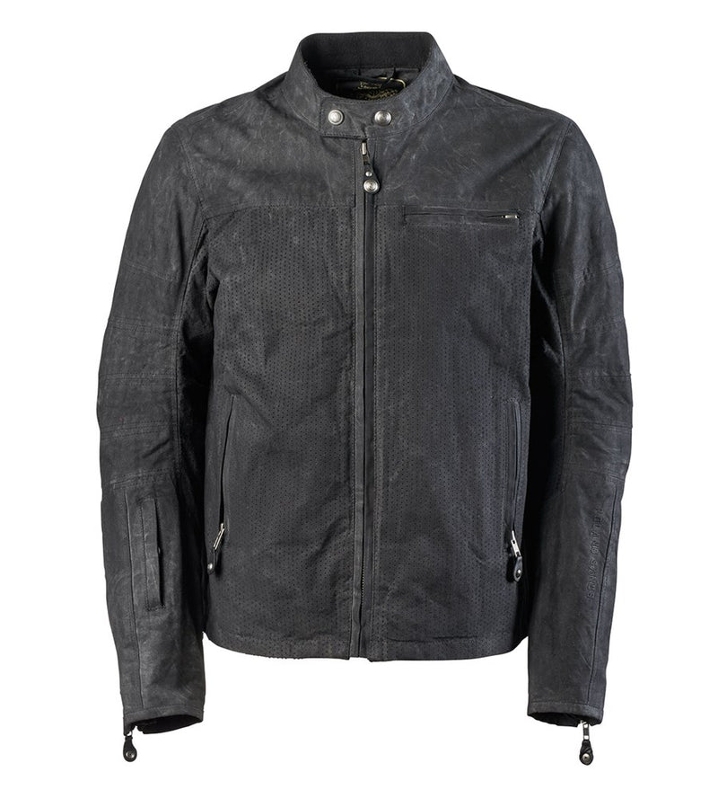 Roland Sands Design Ronin Perf Wax Cotton Jacket