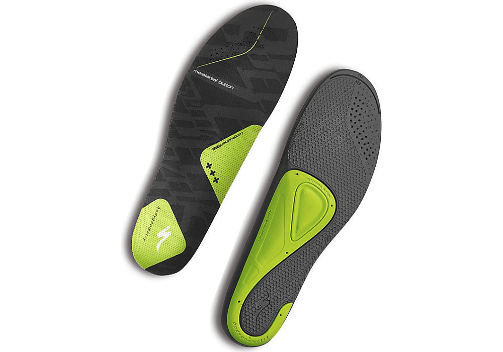 Specialized Body Geometry High Arch SL Footbed +++(without warranties of any kind)