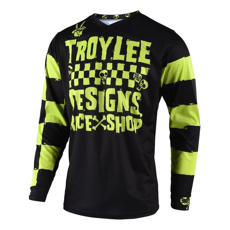 TroyLee Designs GP Jersey Race Shop 5000