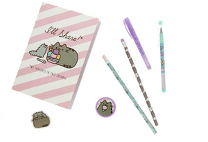 June Product Giveaway - Pusheen Super Stationery Set