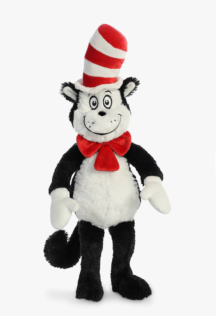 Cat In The Hat Plush Soft Toy