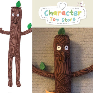 May Product Giveaway - Stickman soft toy