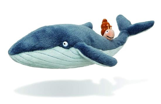 The Snail and The Whale Soft Toy from Aurora