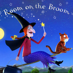 Room on the Broom Soft Toys