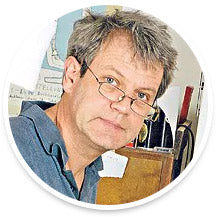 Who is Axel Scheffler
