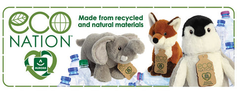 How Aurora are helping make the soft toy industry to become more sustainable